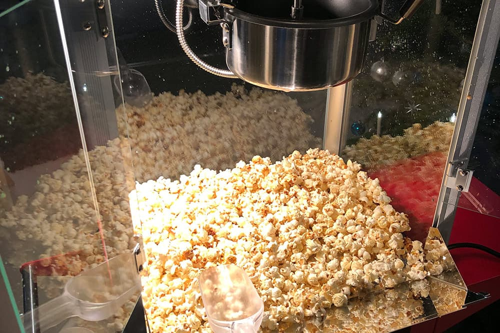 Popcorn Maschine - Bild 6